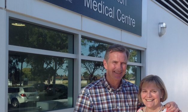 General practice in Scotland and Australia: the experience of two GPs