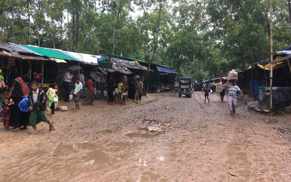 The Rohingya refugee camps – what you don't hear on the news