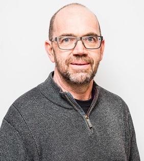Paul Roberts portrait headshot