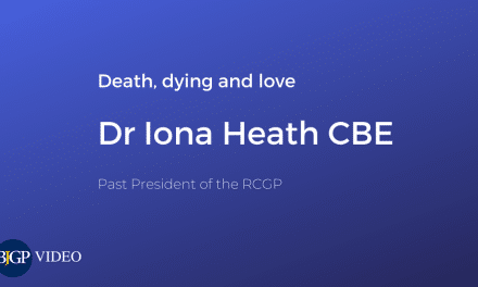Death, dying, and love with Iona Heath