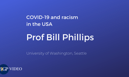 COVID-19 and racism in the USA