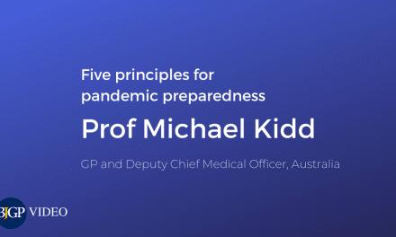 Five principles for pandemic preparedness
