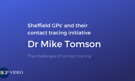 Sheffield GPs and their contact tracing scheme