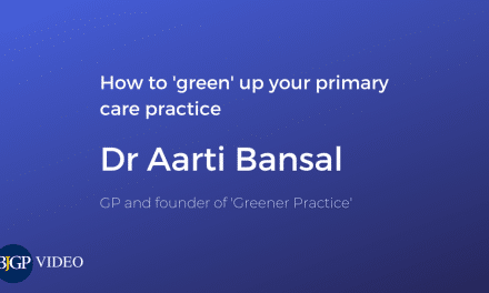 How to 'green' up your primary care practice