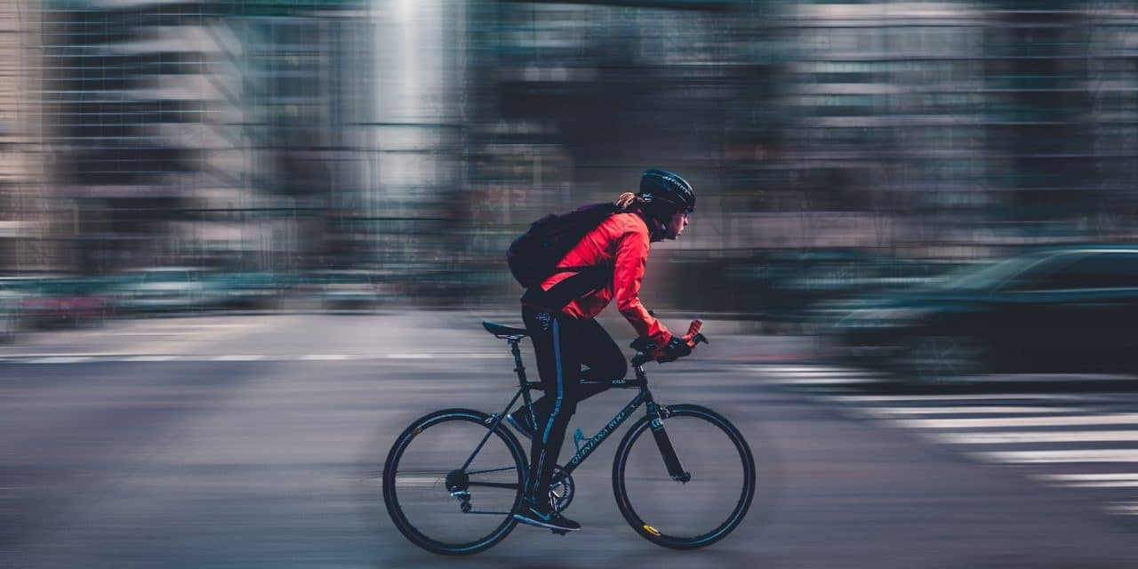 Are we safer cycling?