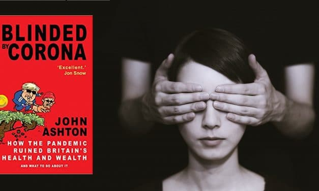 Book Review: Blinded by Covid