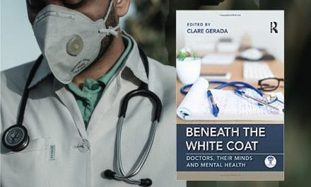 Book review: Beneath the White Coat – Doctors, their minds and mental health. Clare Gerada