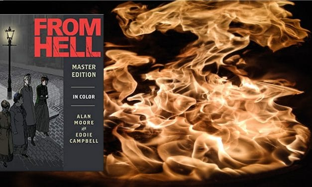 Book (Graphic Novel) Review. From Hell: Master Edition