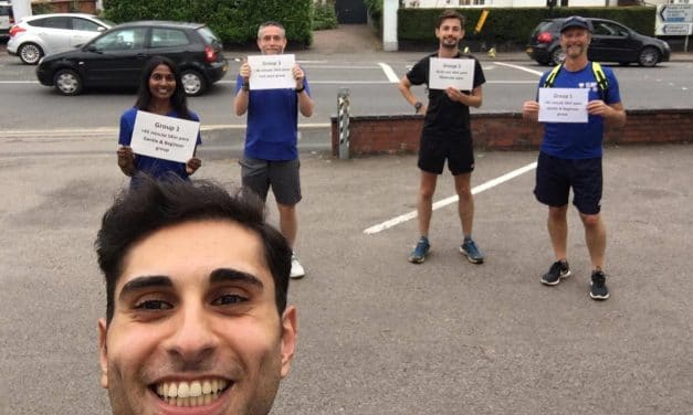Movement as Medicine for Mind and Body – a project by Clarendon Lodge Medical Practice