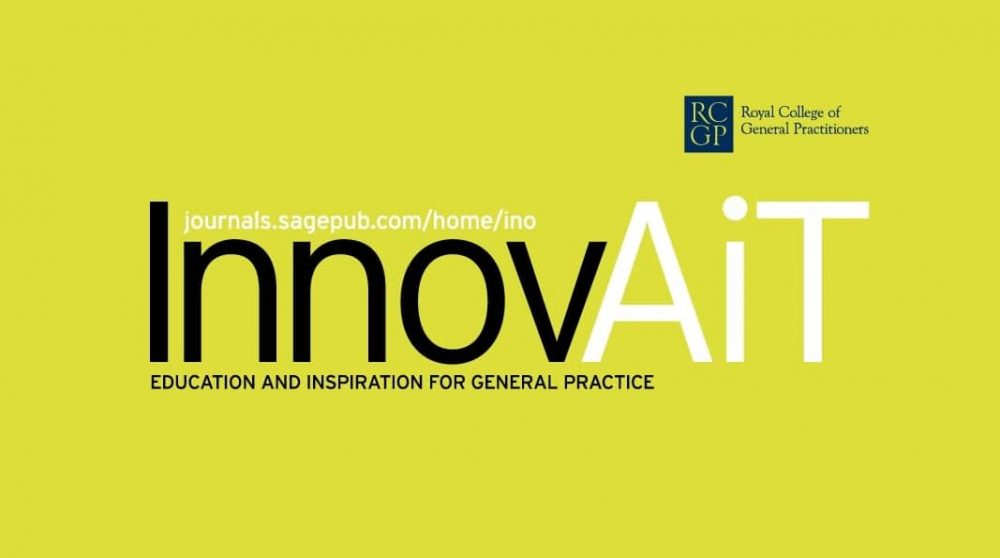 InnovAiT: Education and inspiration for general practice