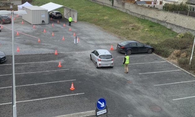 Setting up a Drive Through Covid Clinic: a first ever in Ireland