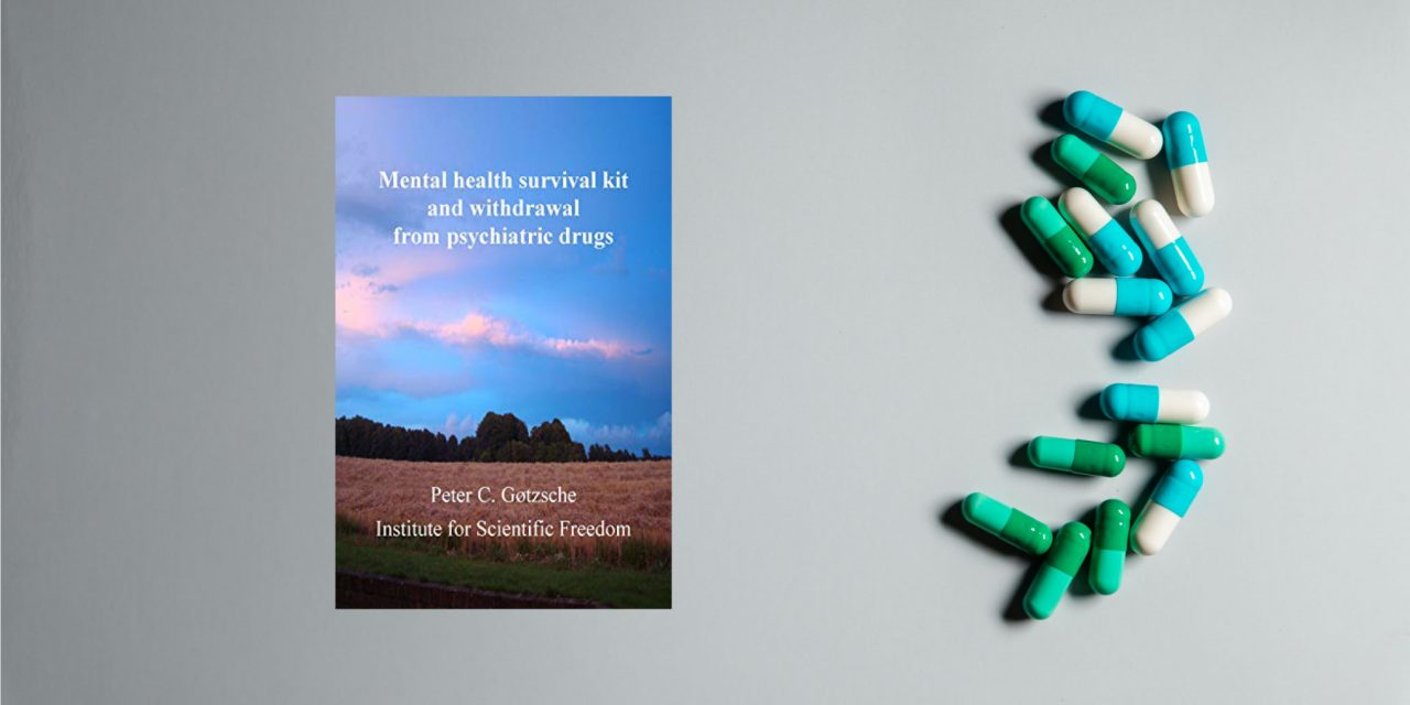 Book Review: Mental Health Survival Kit and Withdrawal from Psychiatric Drugs