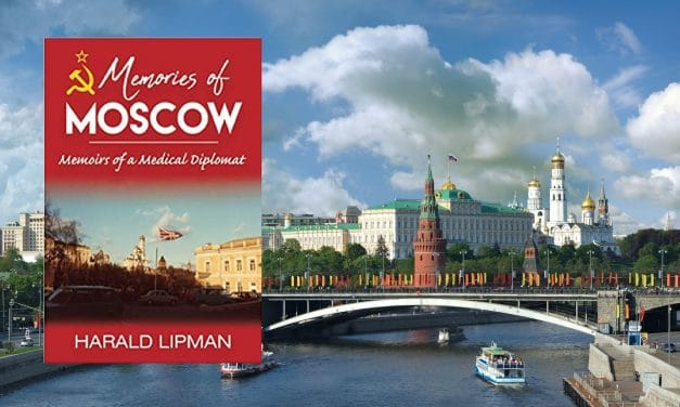 Book review: Memories of Moscow by Dr Harald Lipman.