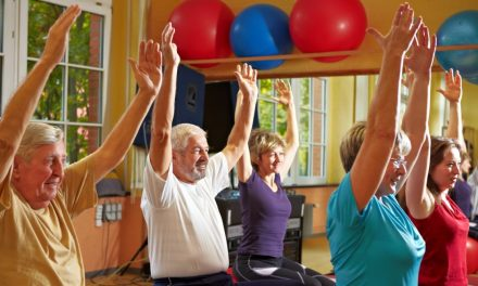Tackling pain with exercise – It's Your Move