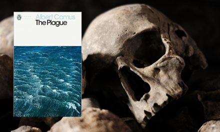 """Book review: reflections from Albert Camus' """"The plague""""."""