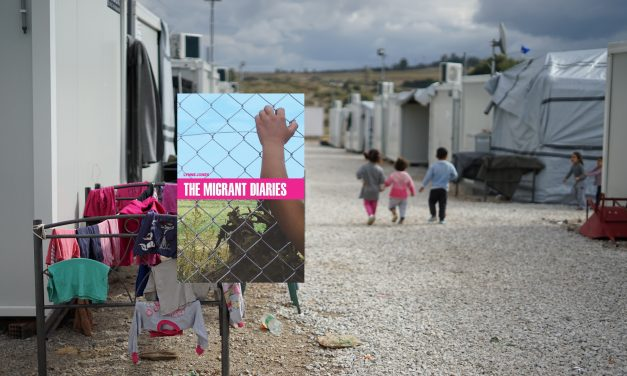 Book review: The Migrant Diaries