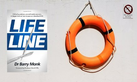 Book review: Lifeline by Dr Barry Monk