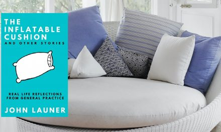 Book review: The Inflatable Cushion and other Stories: Real life reflections from general practice