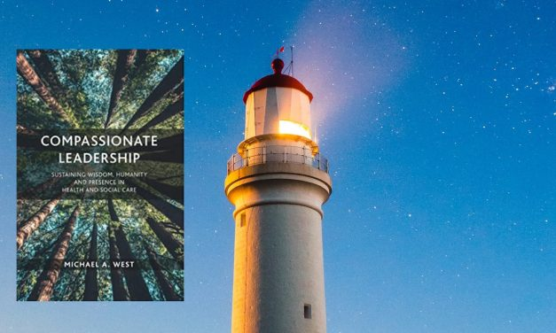 Book review: Compassionate Leadership