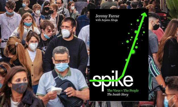 Book review: Spike. The Virus vs The People