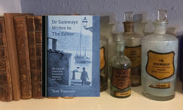 Book review: Dr Samways writes to the Editor