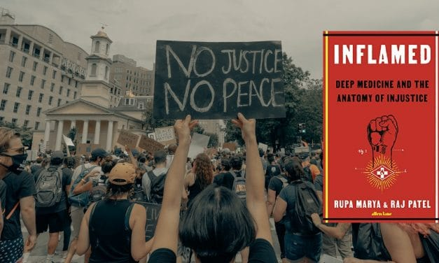 Book review: Inflamed: deep medicine and the anatomy of injustice. Rupa Marya and Raj Patel